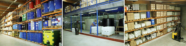 N T S develops, manufactures and markets chemical processes
